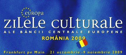 Zilel culturare BCE